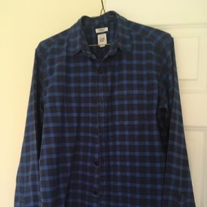 Gap Men's flannel shirt